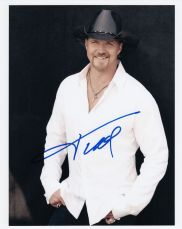 P149TA TRACE ADKINS SIGNED COUNTRY AND WESTERN SINGER 10X8 PHOTO GUARANTEED AUTHENTIC AUTOGRAPH …
